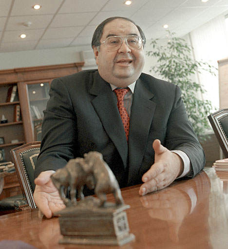 Usmanov set to invest